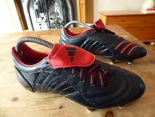 mens vintage adidas predator pulse - size uk 7 ( 2005 ) great condition