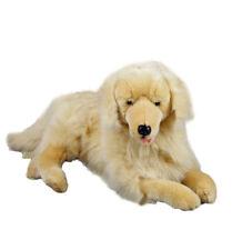 Golden Retriever Goldie Dog Plush Stuffed Toy 62cm Spencer by Bocchetta