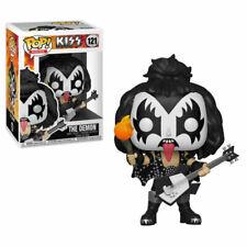 Funko Pop! Music: KISS - The Demon (121) Figura Bobble Head