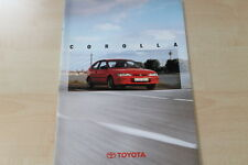 88374) Toyota Corolla Prospekt 07/1995