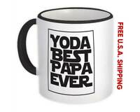 Details about  /Yoda Best Server Ever Gift Mug You Are Family Christmas