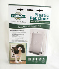 PetSafe Plastic Pet Door Small for Cats & Dogs 1-15 lb