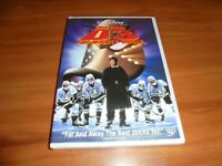 D3: The Mighty Ducks 3 (DVD, Widescreen 2002) Emilio Estevez Disney NEW