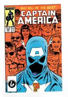 Captain America #333, VF+ 8.5, 1st Appearance John Walker as Captain America