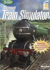 MICROSOFT TRAIN SIMULATOR 2001 - PC.CD GAMES - DISC 2 ONLY SEE PICTURES