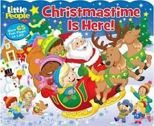 Fisher-Price Little People: Christmastime Is Here! by Lori Froeb (English) Board