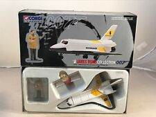 CORGI 65401 JAMES BOND SPACE SHUTTLE & FIGURE SET BOXED