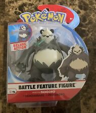 Pokemon Battle Feature Figure Pangoro Action Figure S4 Jazwares