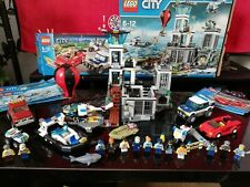 LEGO City Police Job Lot Sets 60130 60007 and 4437