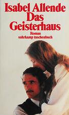 > Das Geisterhaus < (Weltklassiker-Roman von Isabel Allende - 1998)