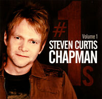 Steven Curtis Chapman - #1's Volume 1 CD 2012 Sparrow Records ** NEW **