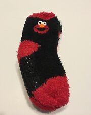 Sesame Street Elmo 3- Pair Slipper Socks Size 18-24 Months