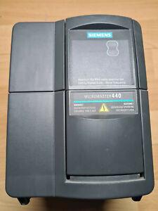 Siemens Micromaster 440 4,0KW