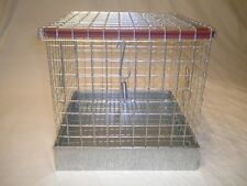 New Unique Single Rabbit /chicken/guinea pig cage Rabbit Show Transport