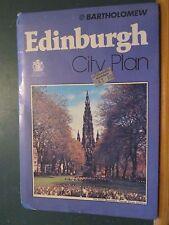 Bartholomew Edinburgh City Plan -no date  70's -80's??