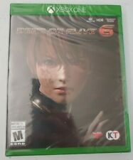 Dead or Alive 6 Microsoft Xbox One New Sealed