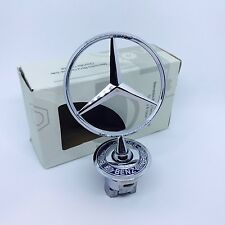 Mercedes Benz Hood Emblem Badge Ornament 2108800186 Upright Standing Star DY
