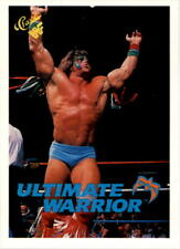 1990 Classic WWF #106 The Ultimate Warrior