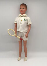Vintage 1960s Paul Sindy Doll - Made In Hong Kong