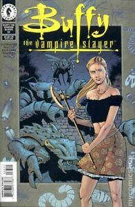 Buffy the Vampire Slayer #33A FN 2001 Stock Image