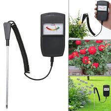 Accurate Digital Soil PH Meters Water Tester Durable Acidity Moisture Acid Test