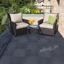 Schwarze Bodenfliesen Günstig Kaufen EBay - Terrassen fliesen pvc