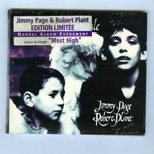 CD (NEW) JIMMY PAGE & ROBERT PLANT WALKING INTO CLARKSDALE (EDITION LIMITEE)