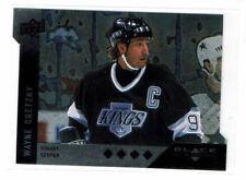 2009-10 Black Diamond Horizontal Perimeter Die-cut BD30 Wayne Gretzky SP