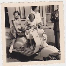 NSU - LAMBRETTA 125 * Motorroller * scooter * 50er Jahre * 3 orig. FOTOS *