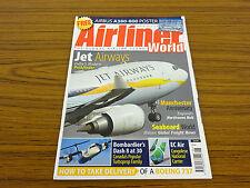 Airliner World Magazine: June 2013: Jet Airways, Bombadier, EC Air