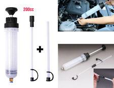 Pompa manuale per cambio olio Pompa aspirazione liquidi Audi VW Seat 200cc 200ml