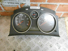VAUXHALL ASTRA H MK5 2006 1.6 16V (Z16XER) CLOCKS SPEEDO INSTRUMENT CLUSTER