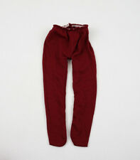 Fit For 18'' American Girl Leggings Brick Red Long Pants Trousers Doll Clothes