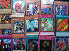 Yugioh All Rare/Holo card lot (Secret, Ultra, Super...) 9 cards [All N. Mint]
