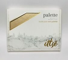 Ittse Magnetic Build Your Own Palette (Value $60) Free SHIP US NIB Gold