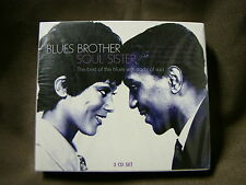BLUES BROTHER SOUL SISTER 3CD