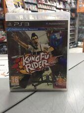 Kung Fu Rider (Move) Uk PS3 NUOVO
