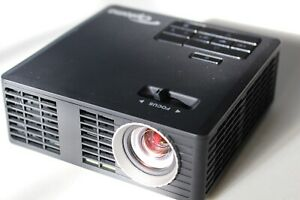 Optoma ML750e ultra-compact LED projector