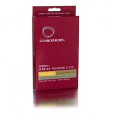 Connoisseurs Ultrasoft Gold Jewellery Cleaning Polishing Cloth 28x35cm