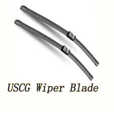 NEW Wiper Blades For BMW X5 E70 X6 E71 2008-2011 OEM Quality USCG