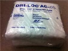 DRI-LOC AC40 Absorbent Pads Cryovac used as tattooing bandages 1000 Pads/Bag