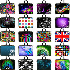 17 inch - 17.3 inch Laptop Sleeve Case Bag w. Hidden Handle Fit Toshiba Acer etc