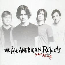 THE ALL-AMERICAN REJECTS - MOVE ALONG [BONUS TRACKS] (NEW CD)