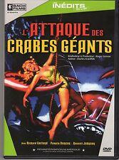 L'ATTAQUE DES CRABES GEANTS ( COLLECTION LES INEDITS DE LA SF)