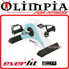 EVERFIT - Cyclette MINI bike WELLY M - Pedaliera ideale per la riabilitazione