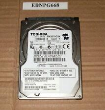 "2.5"" Toshiba MK5075GSX 500GB 5400RPM 8M SATA Laptop Hard Drive #7P3T"
