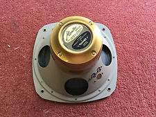 "One close to mint TANNOY 3LZ 111LZ 10"" Gold speaker very nice, tested good (434)"