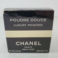 Chanel Poudre Douce Luxury Powder Lumiere Midi Medium 0.63oz/18g Vintage