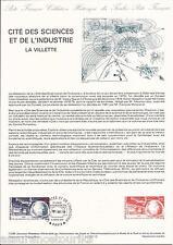 DOCUMENT PHILATÉLIQUE - YT 2409 - 1er JOUR 1986