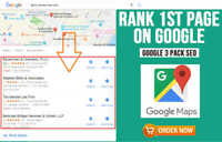 google maps  for local  SEO Full service inc create 2000 citations/spam removal